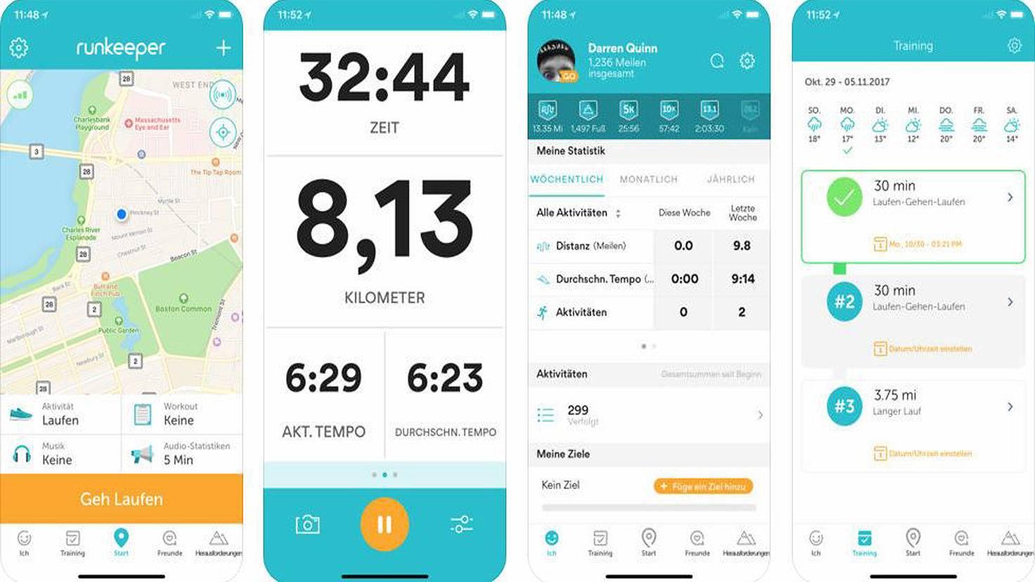 Runkeeper-iTunes-FitnessKeeper Inc
