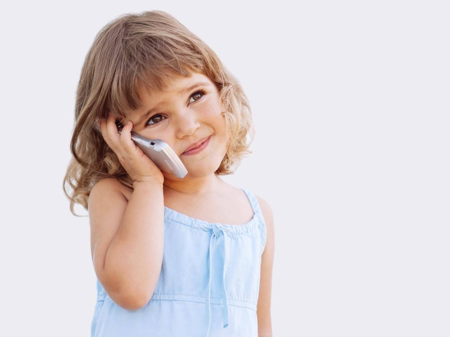 Smartphones für Kinder