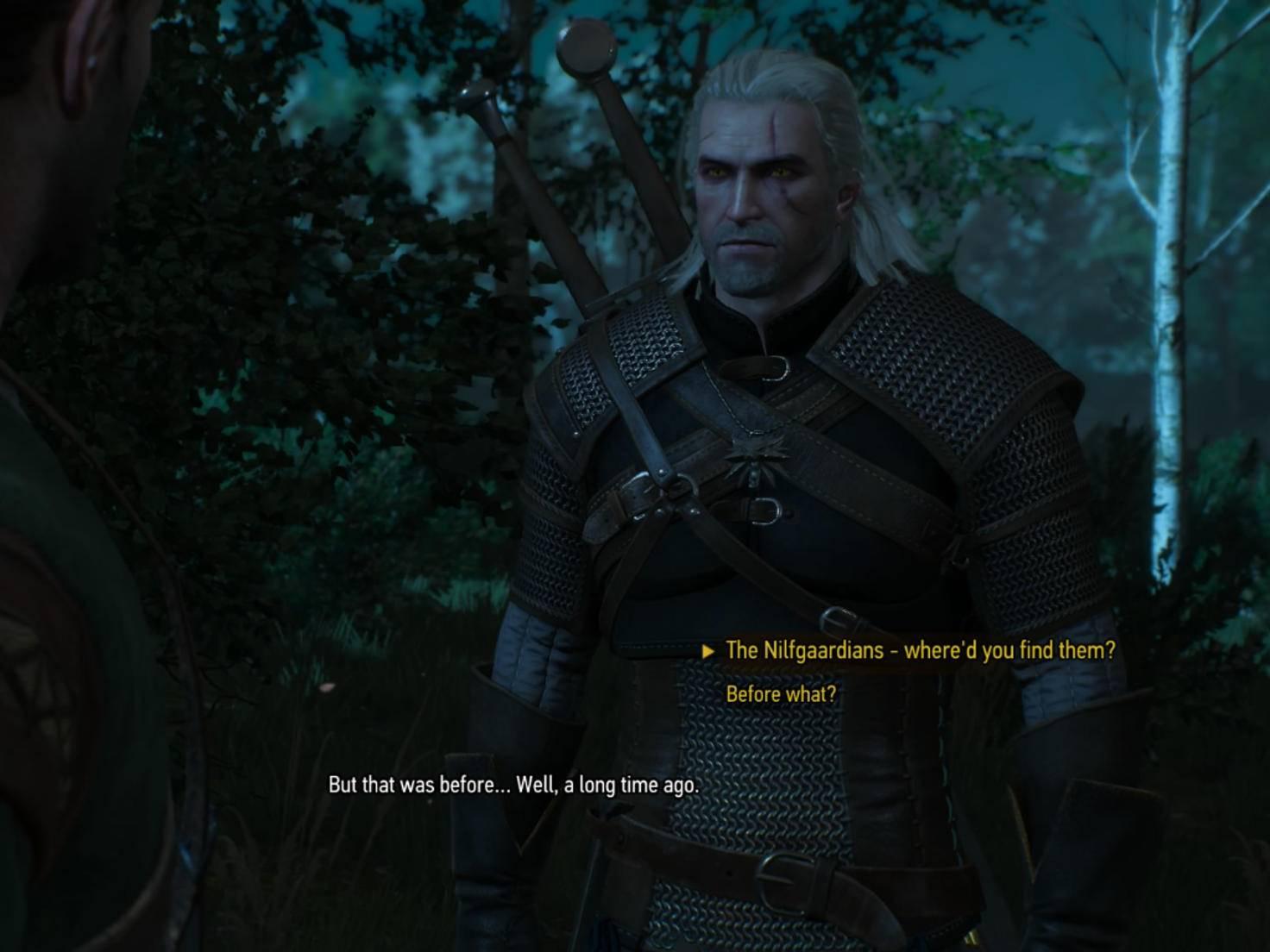 Auch Dialoge kommen nicht zu kurz.