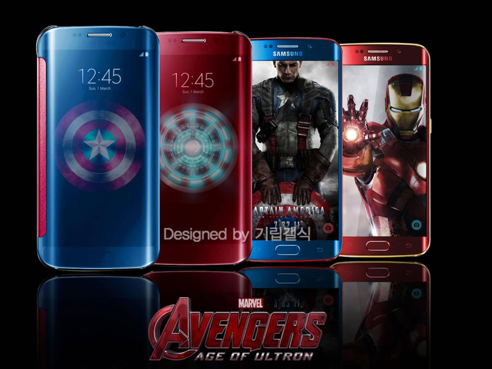 """Auch für andere """"Avengers""""-Helden gibt es Studien, ..."""