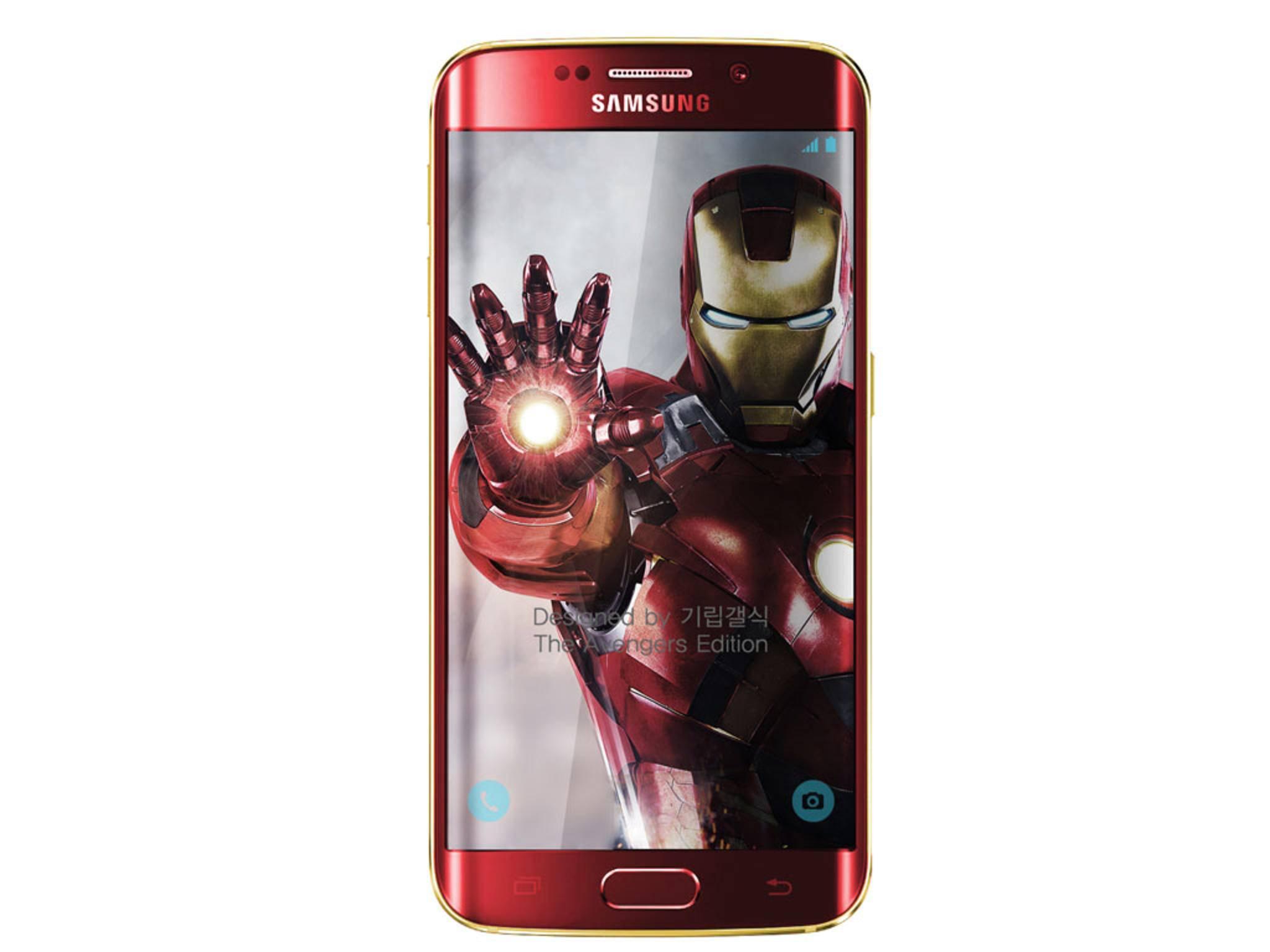 """So könnte das """"Iron Man""""-Gerät aussehen."""