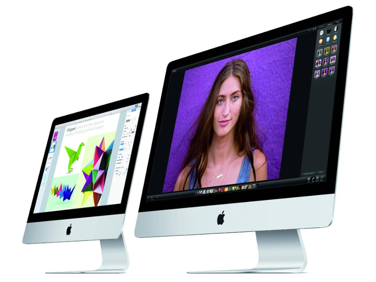 iMac mit 5k-Display