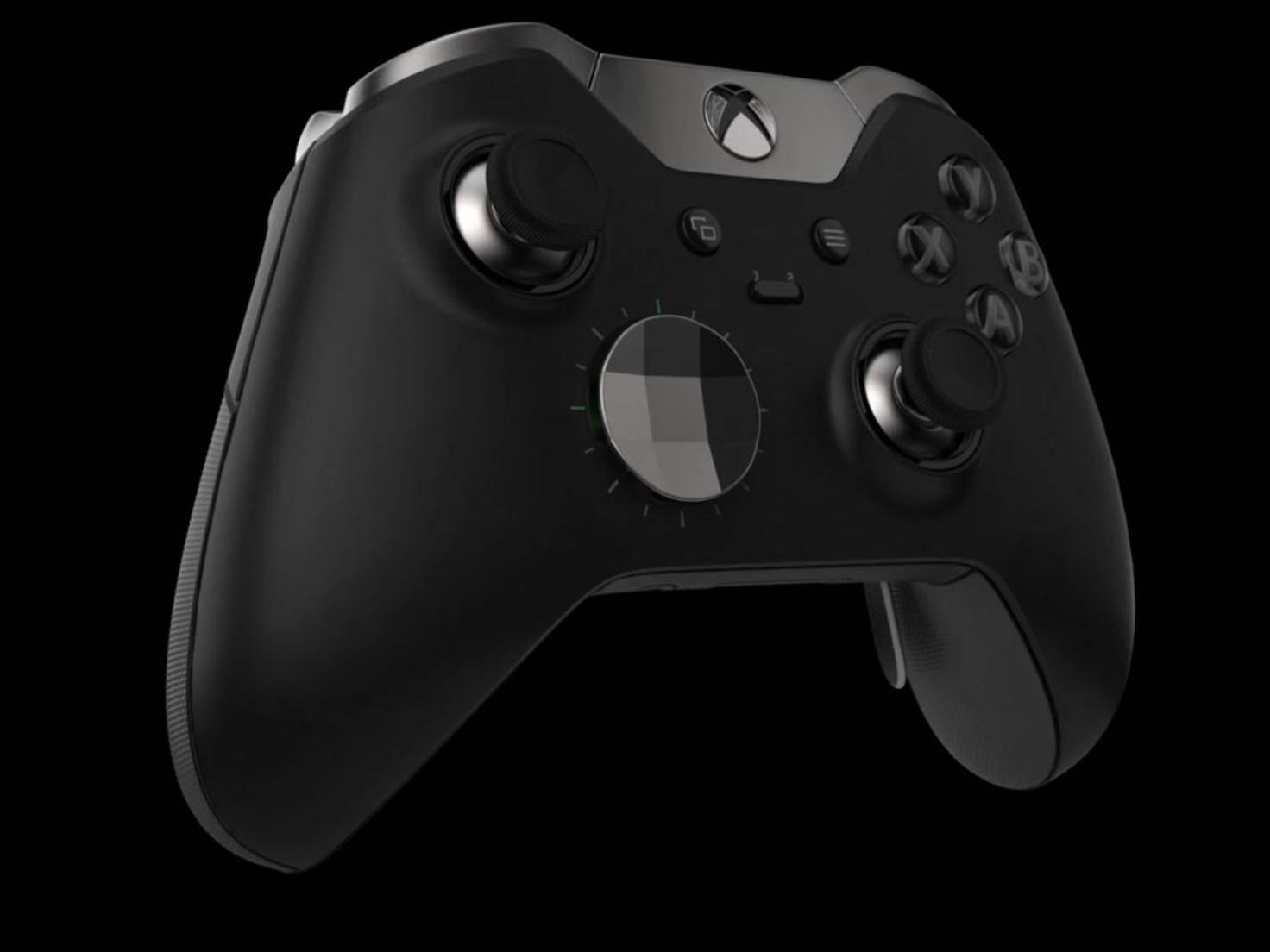 Der neue Xbox One Elite Controller