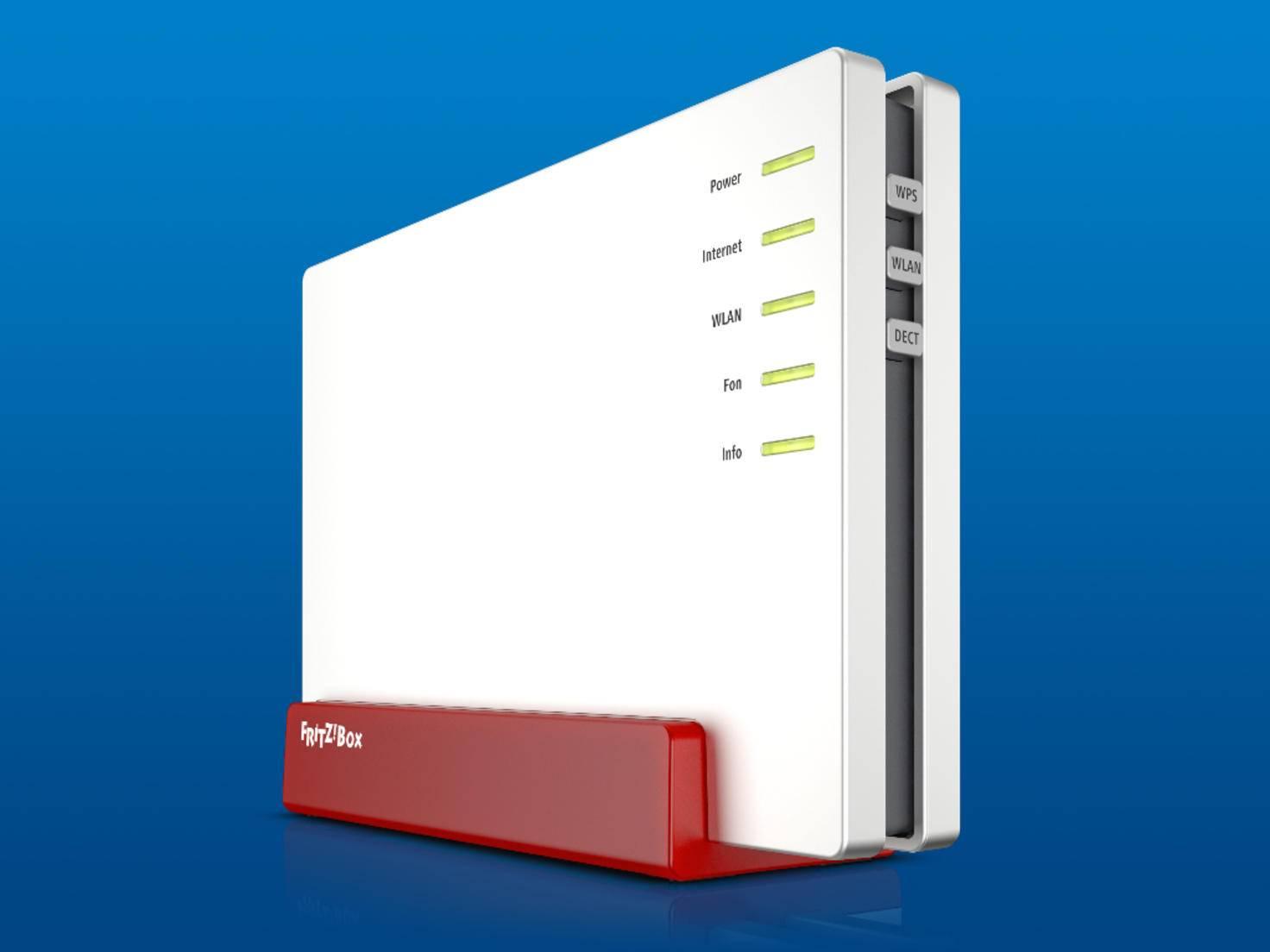Der Router sollte die aktuellen WLAN-Standards beherrschen.