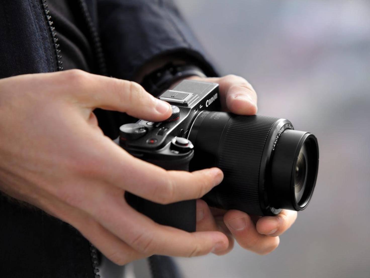 Die G3 X richtet sich an ambitionierte Fotografen, die...