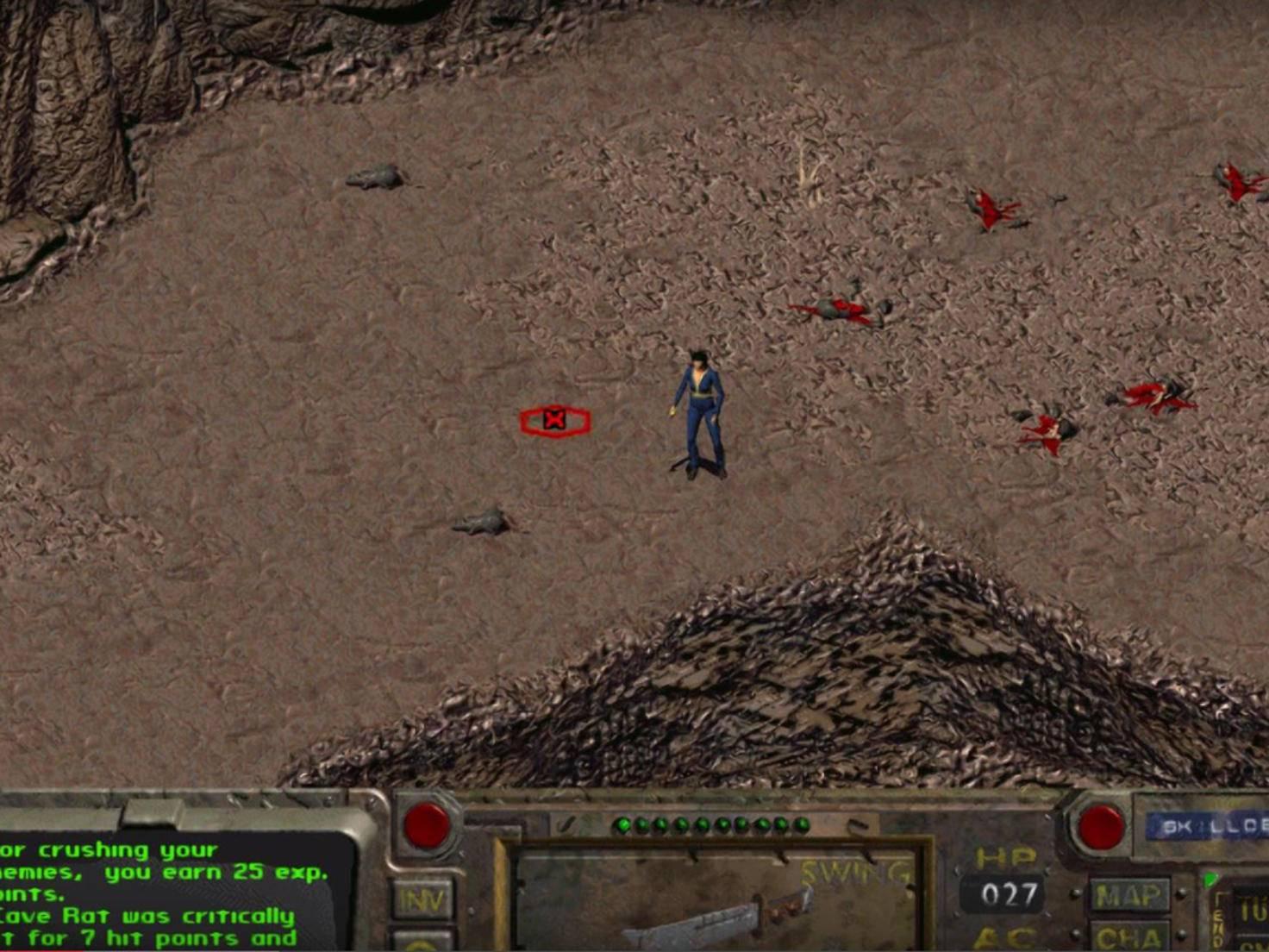 "Das Original-""Fallout"" erschien 1998 für den PC."