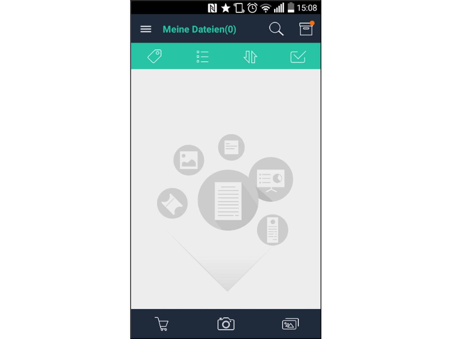 CamScanner gibts kostenlos für Android, iOS und Windows Phone.