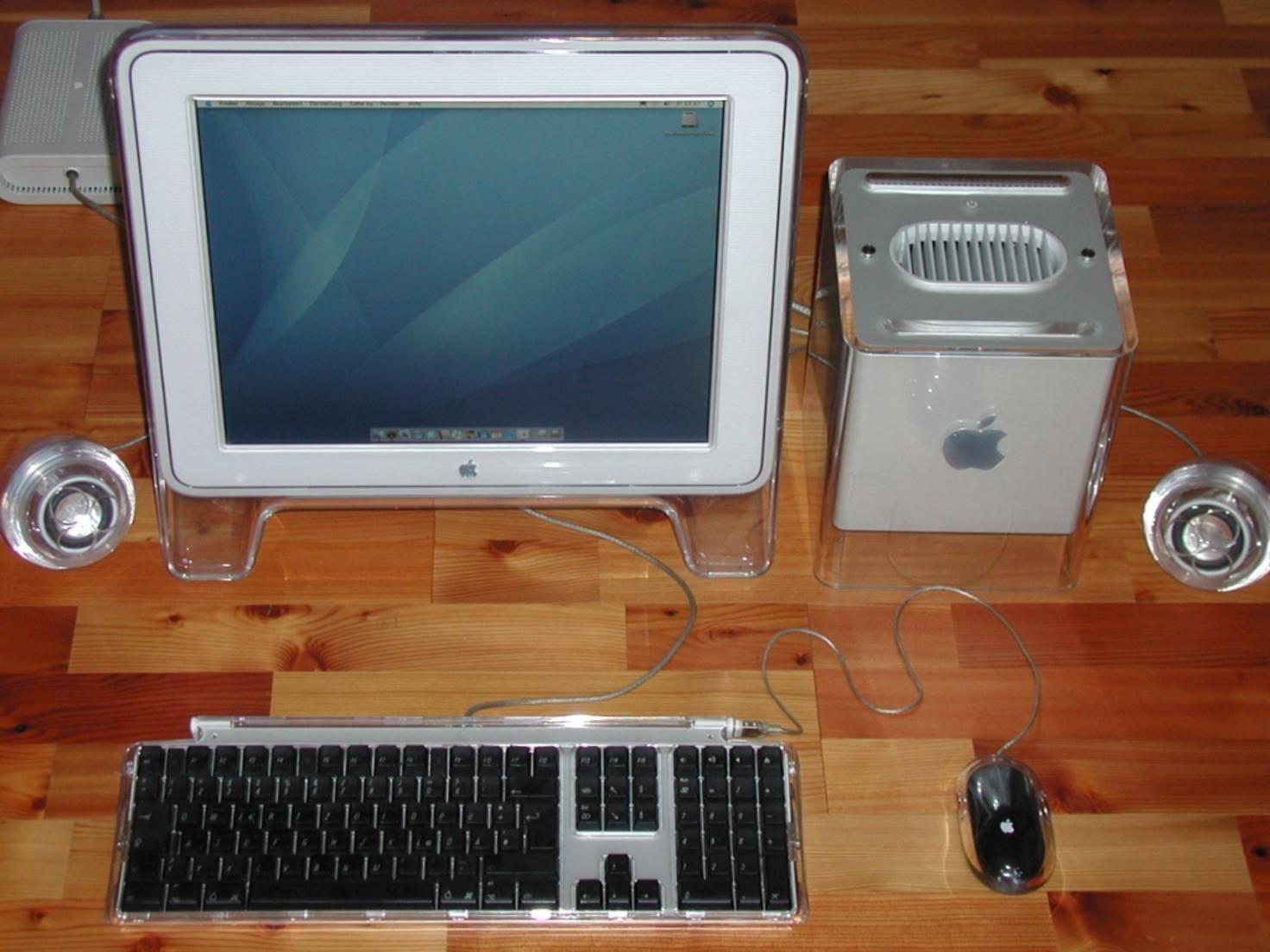 Apple Power Mac Cube