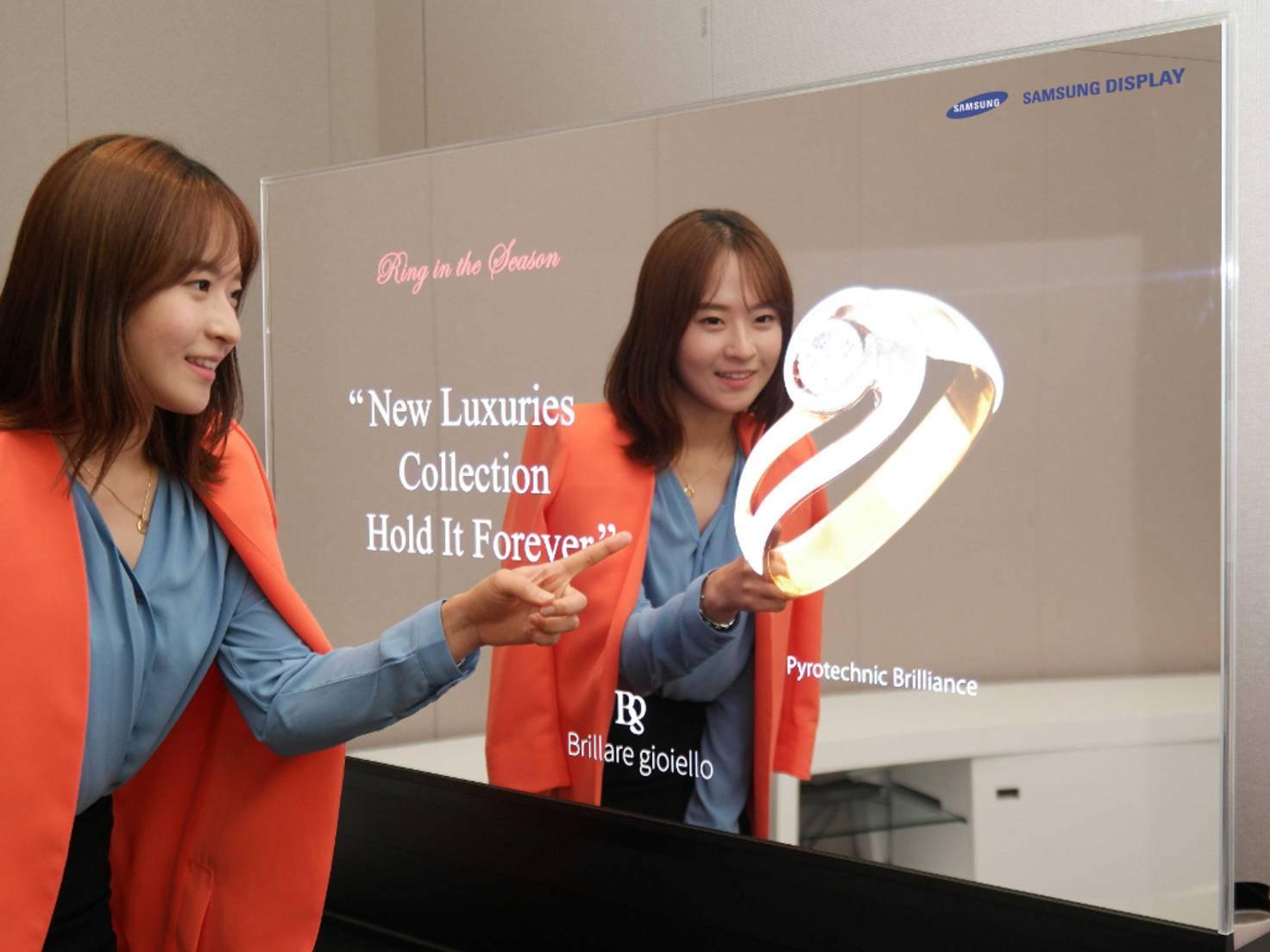 Samsung_Display_spiegelnd