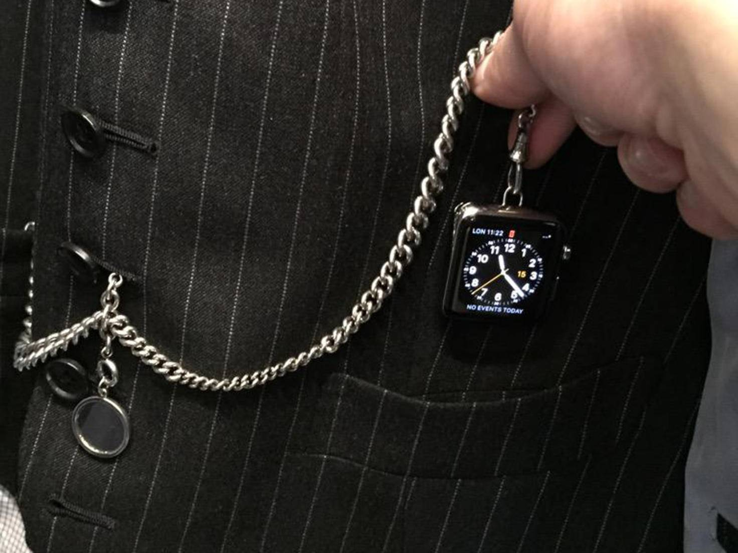Apple Watch von Tom Ford