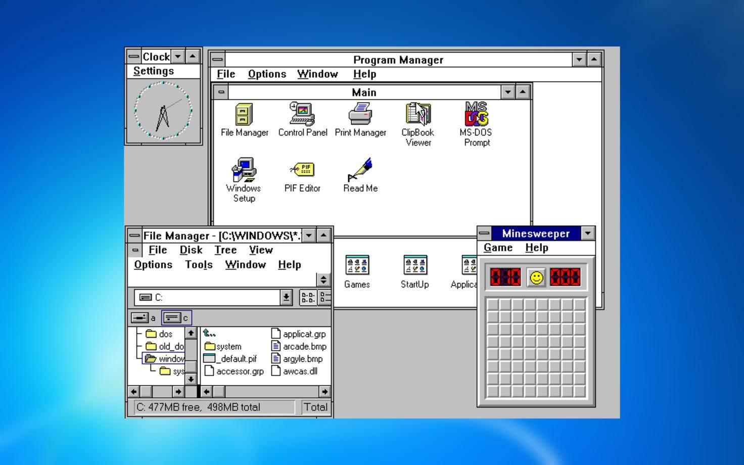 Windows3