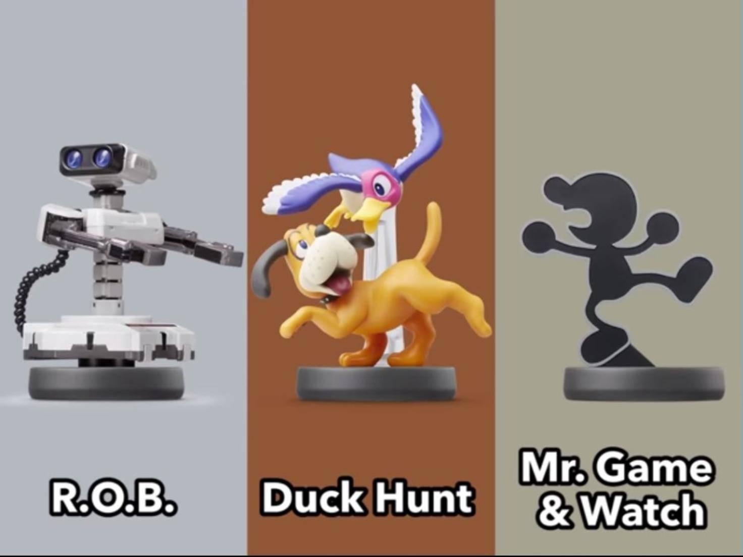 Neue Nintendo Amiibo auf der E3