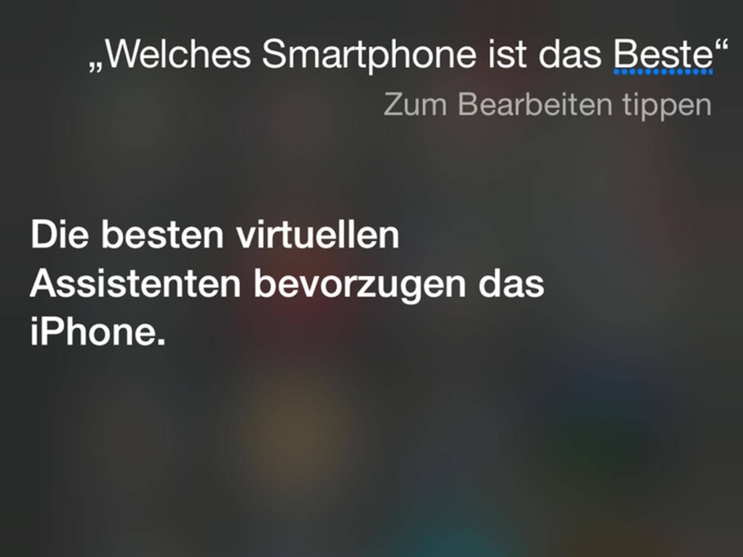 Siri Sprüche