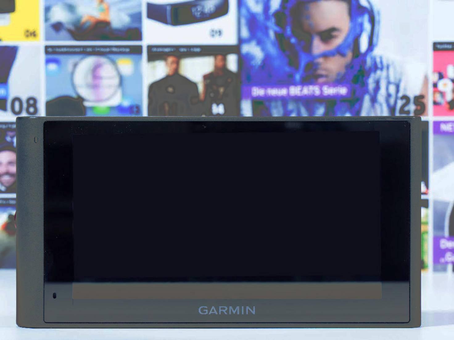 Die nüviCam von Garmin