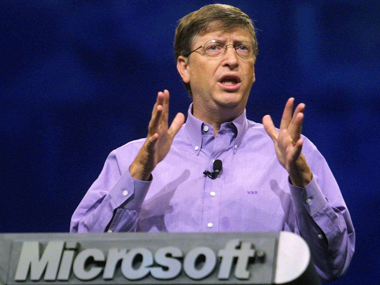 Prophezeiungen der Tech-Bosse: Bill Gates