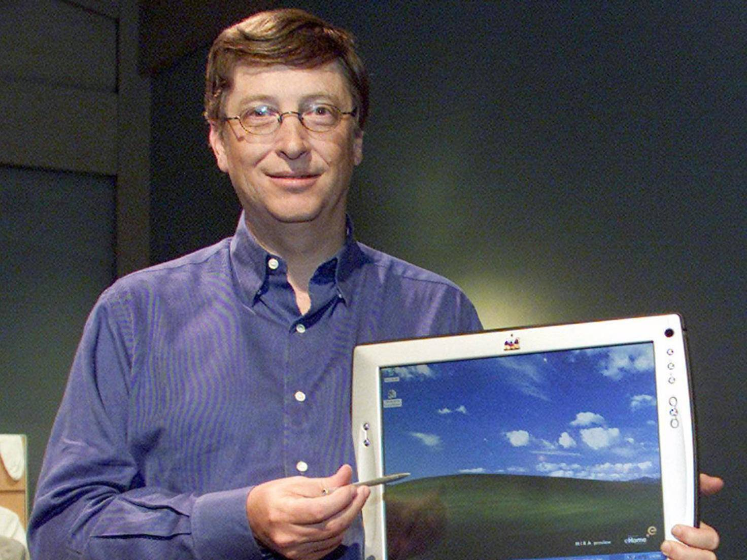 Prophezeiungen der Tech-Bosse: Bill Gates