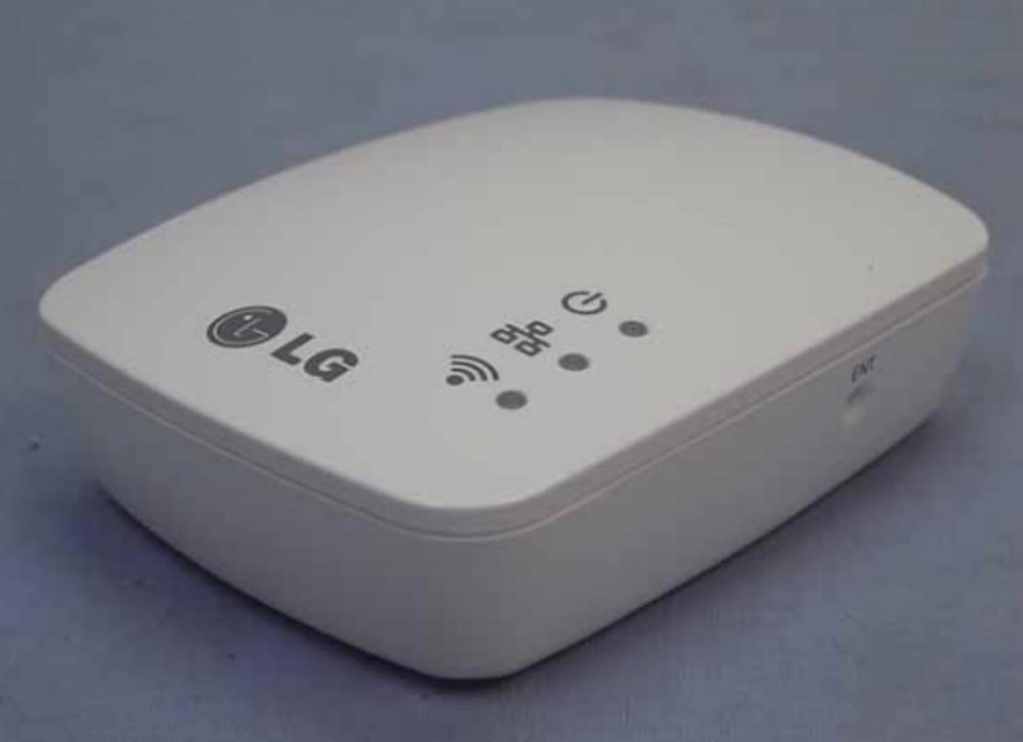 LG Apple HomeKit