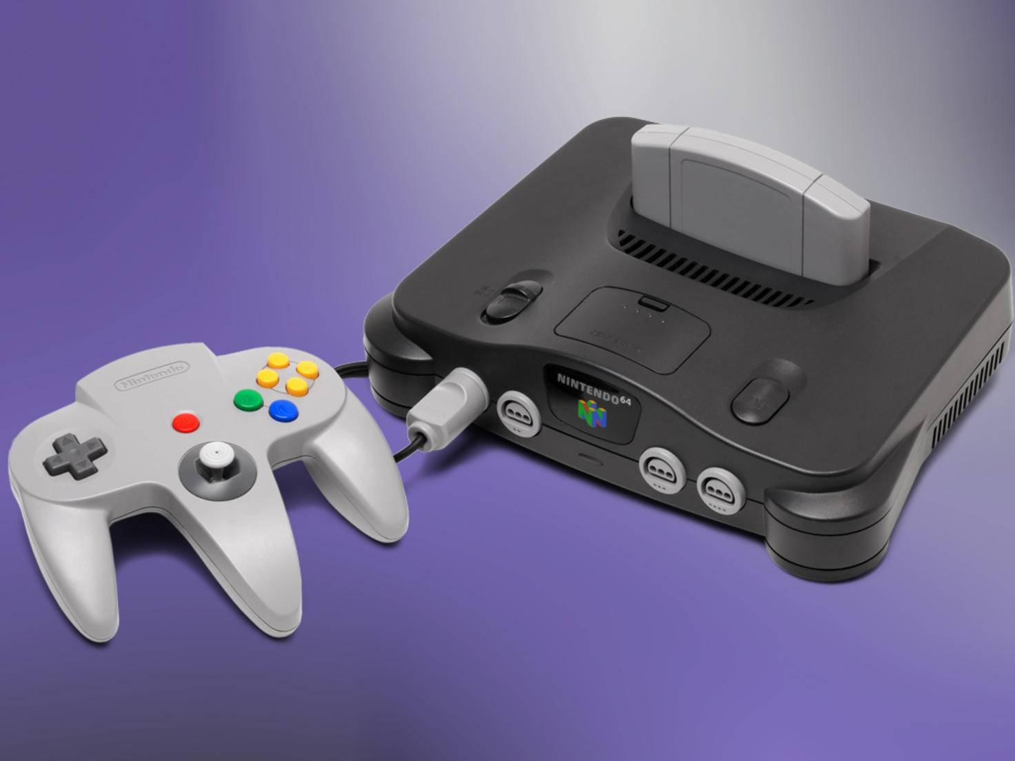 Nintendo N64