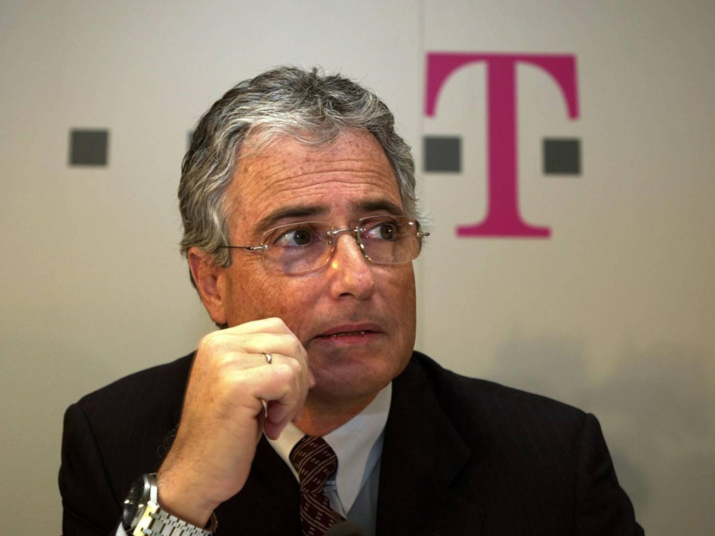 Prophezeiungen der Tech-Bosse: Ron Sommer