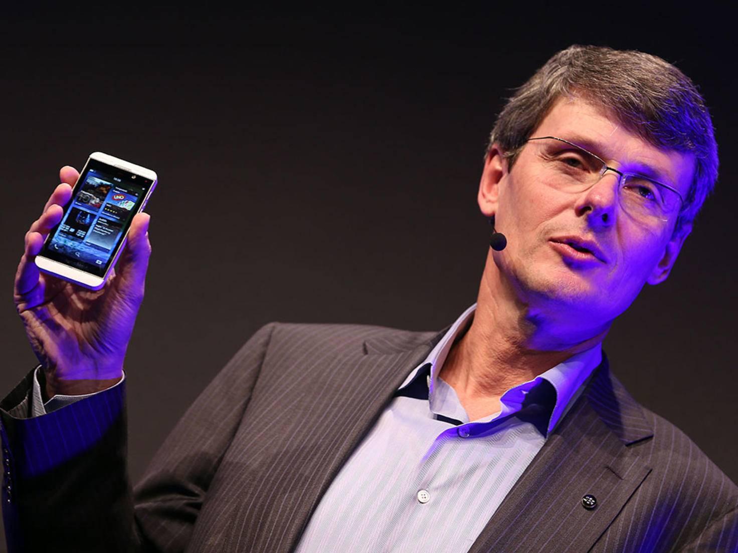 Prophezeiungen der Tech-Bosse: Thorsten Heins