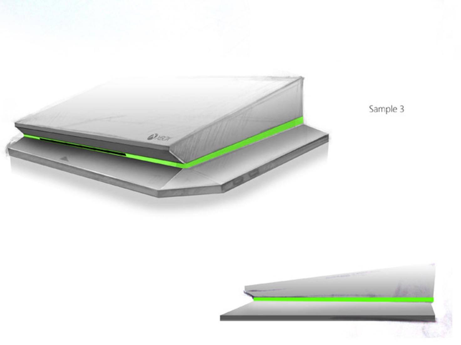 Xbox two Konzept