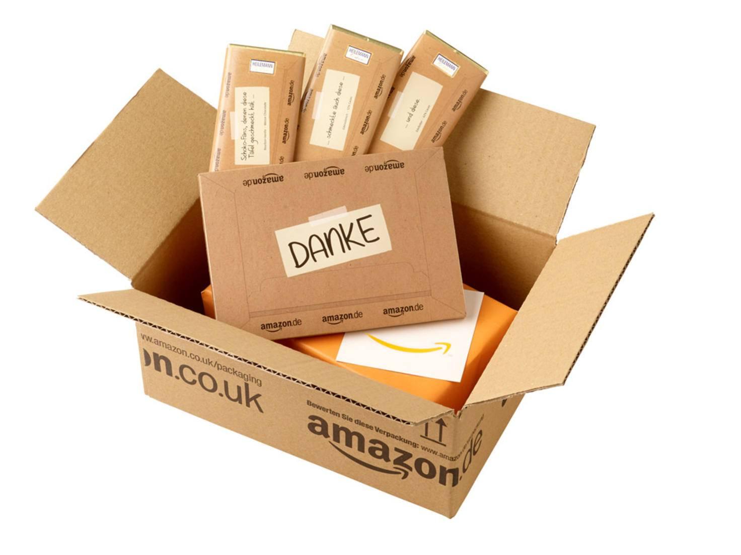 Amazon danke Nachbar
