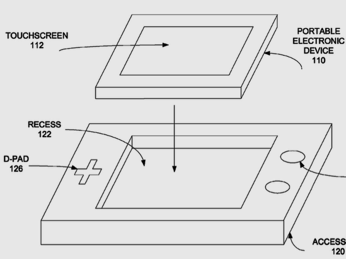 Apple Patent Gamepad