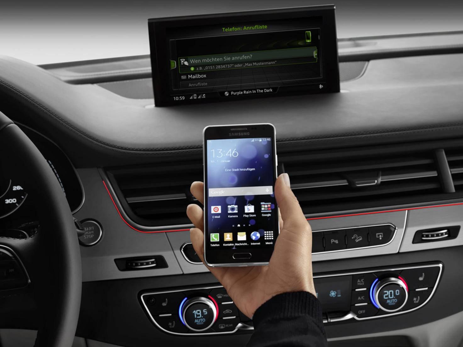 Audi Smartphone-App