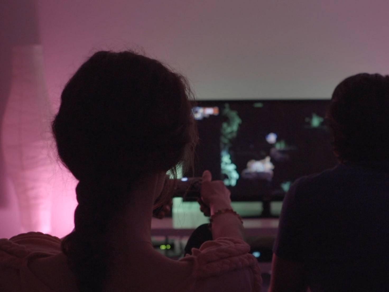 Videogames eignen sich besonders für den Einsatz von Philips Hue.