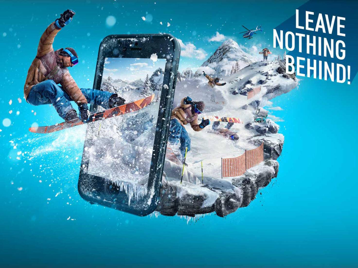 Lifeproof Fre Power