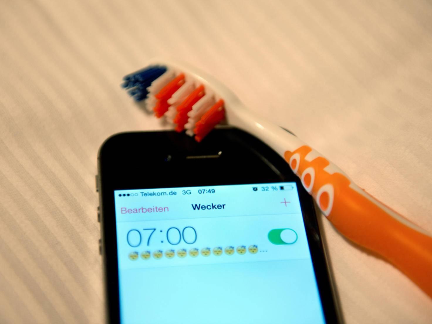 Smartphone_Wecker