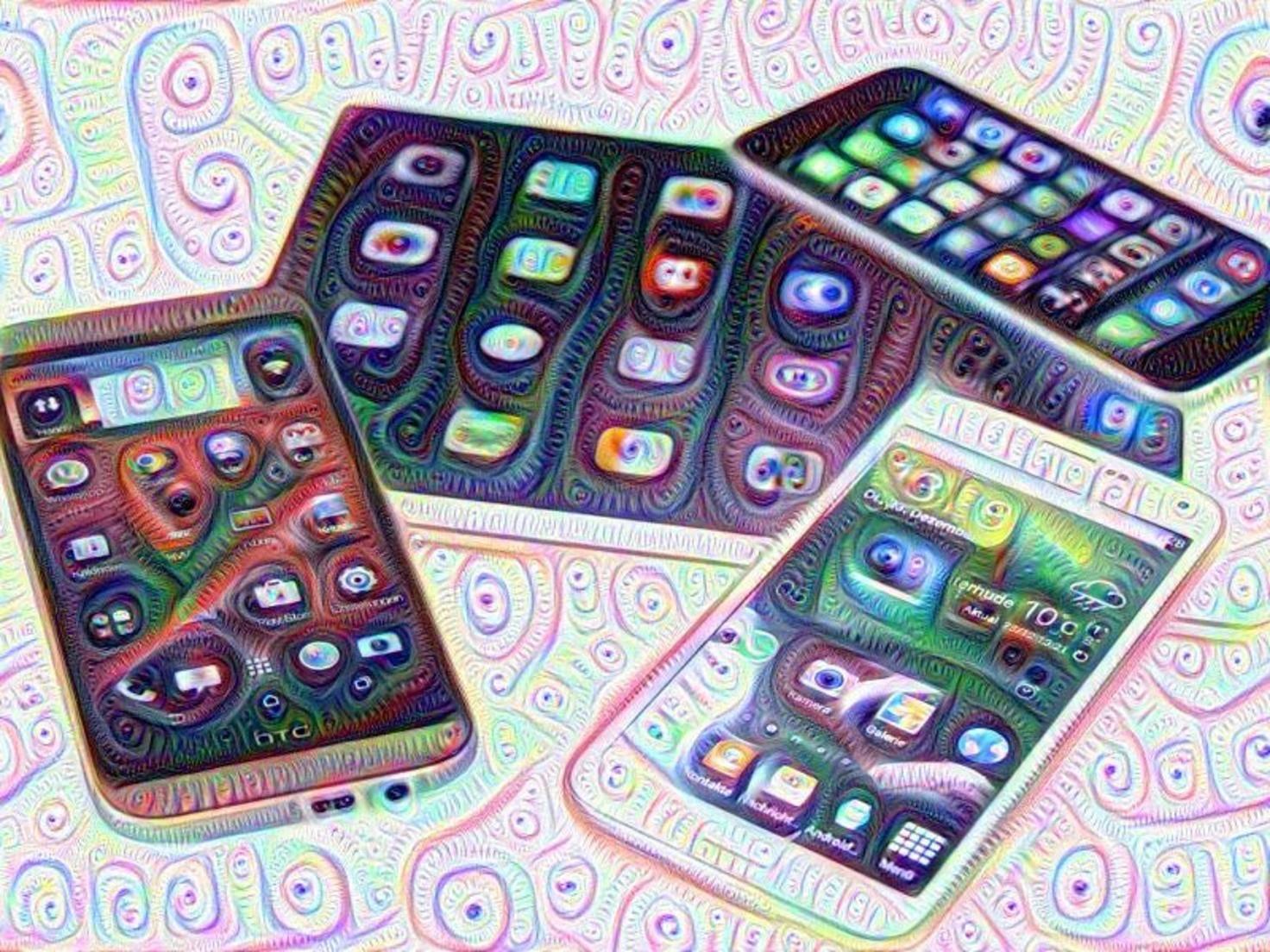 "iPad und Co. im ""Botanical Dimensions""-Look."