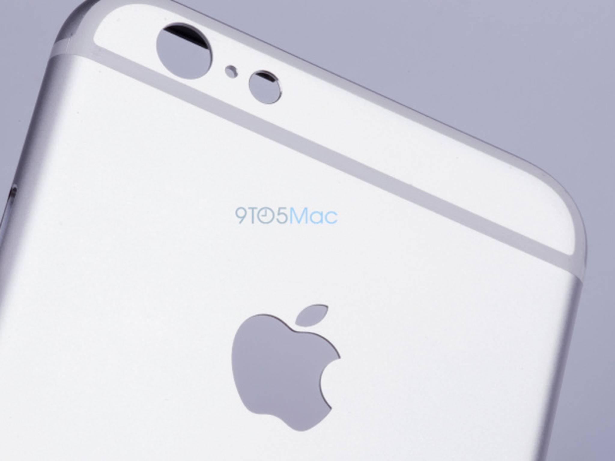Leak-Foto vom iPhone 6s.