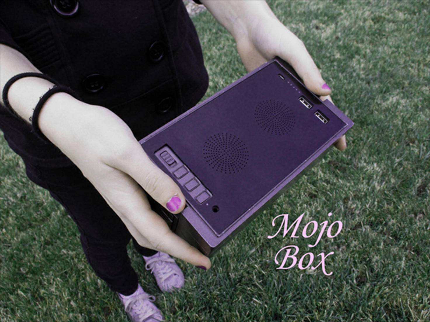 Kickstarter Mojo Box