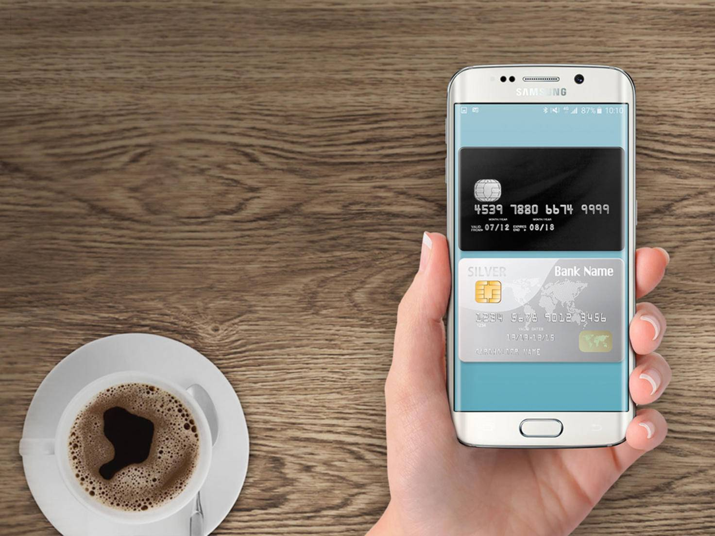 Samsung Pay Smart TV