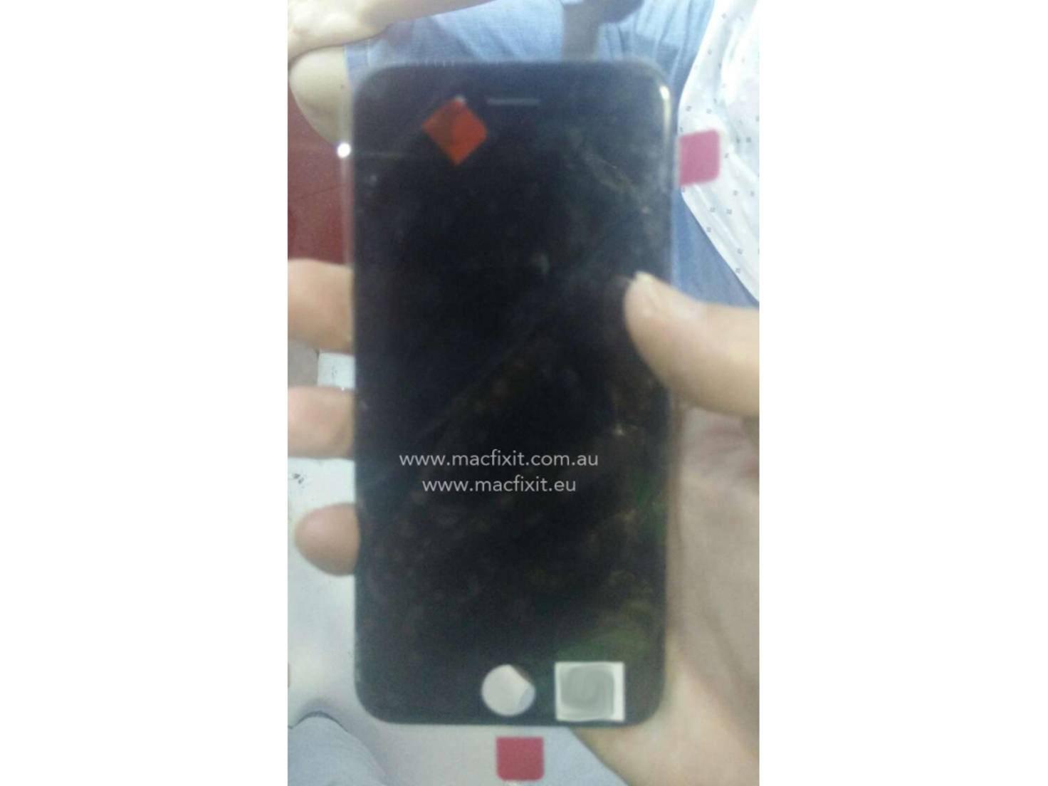 So soll das iPhone 6s aussehen.