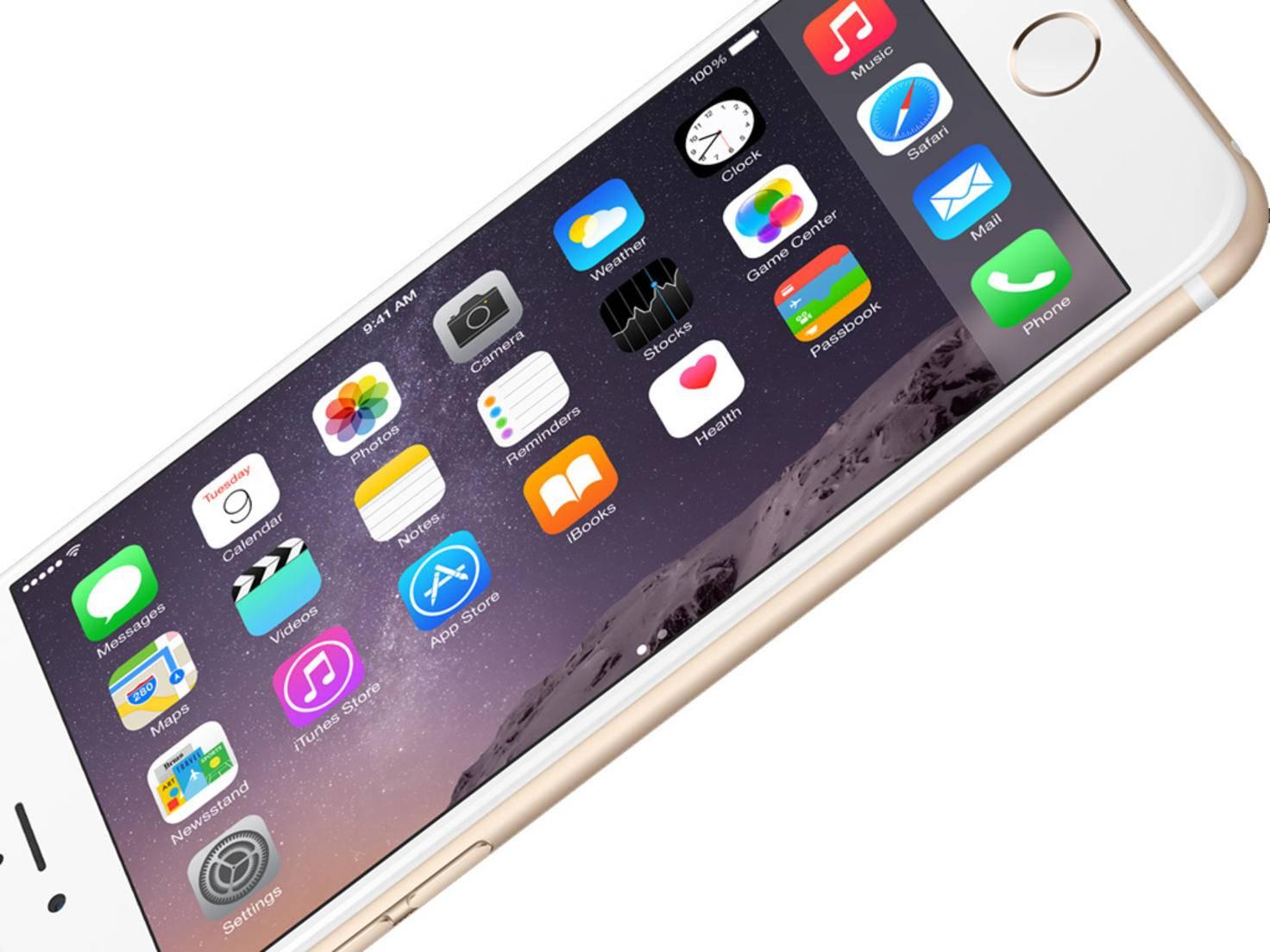 iPhone-Nacht