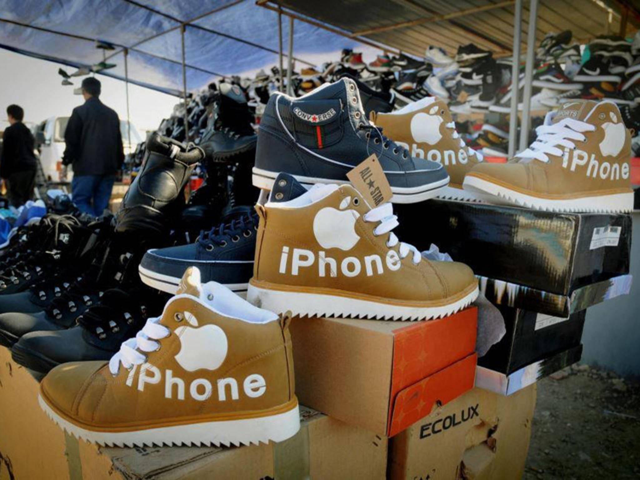 iPhone-Schuhe