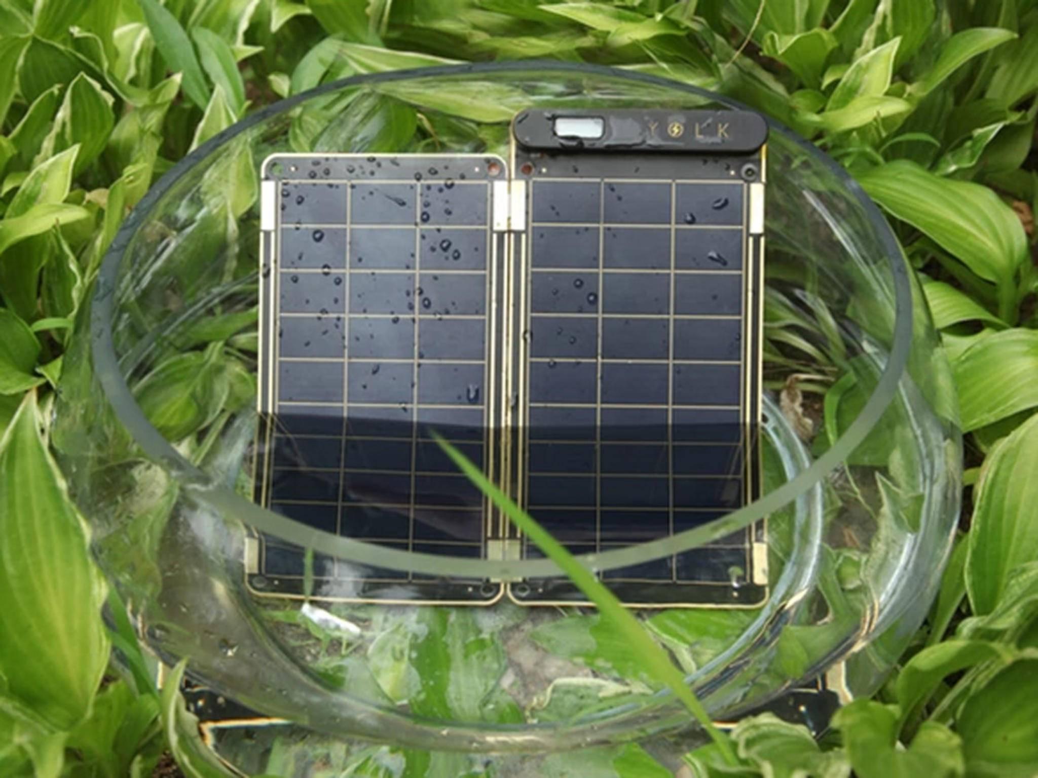 Kickstarter Solar Paper