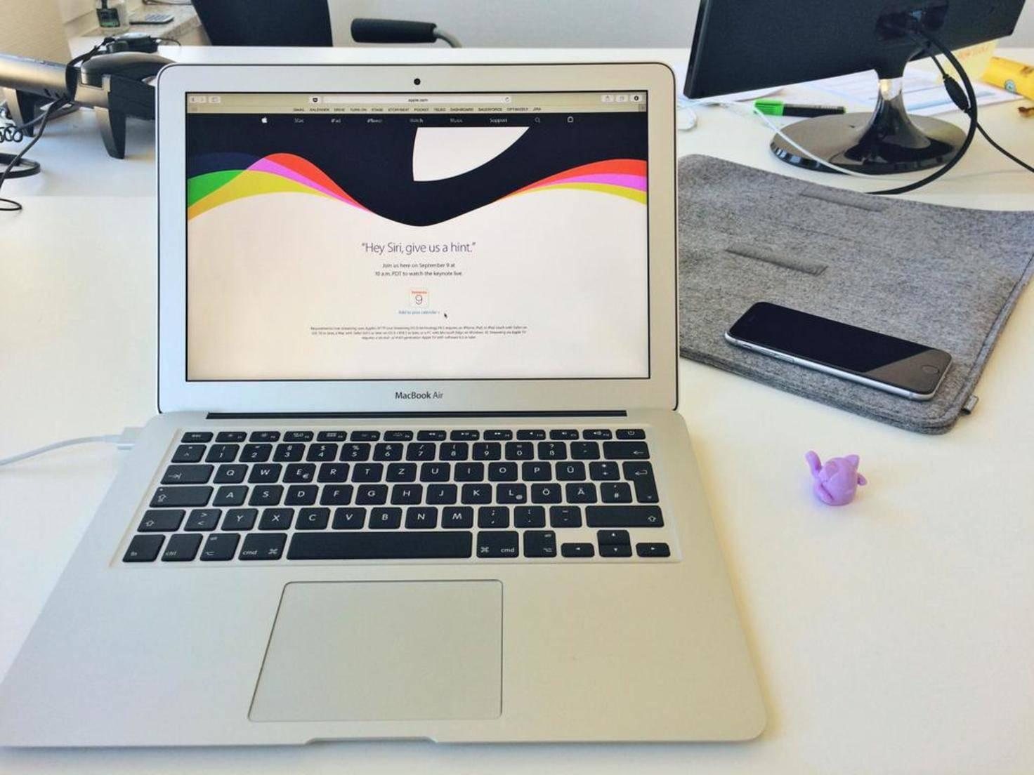 Heute Abend um 19 Uhr beginnt die Apple Keynote in San Francisco.