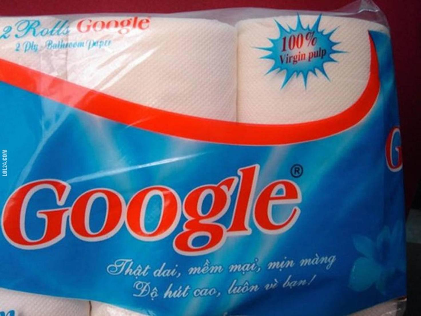 Google-Klopapier
