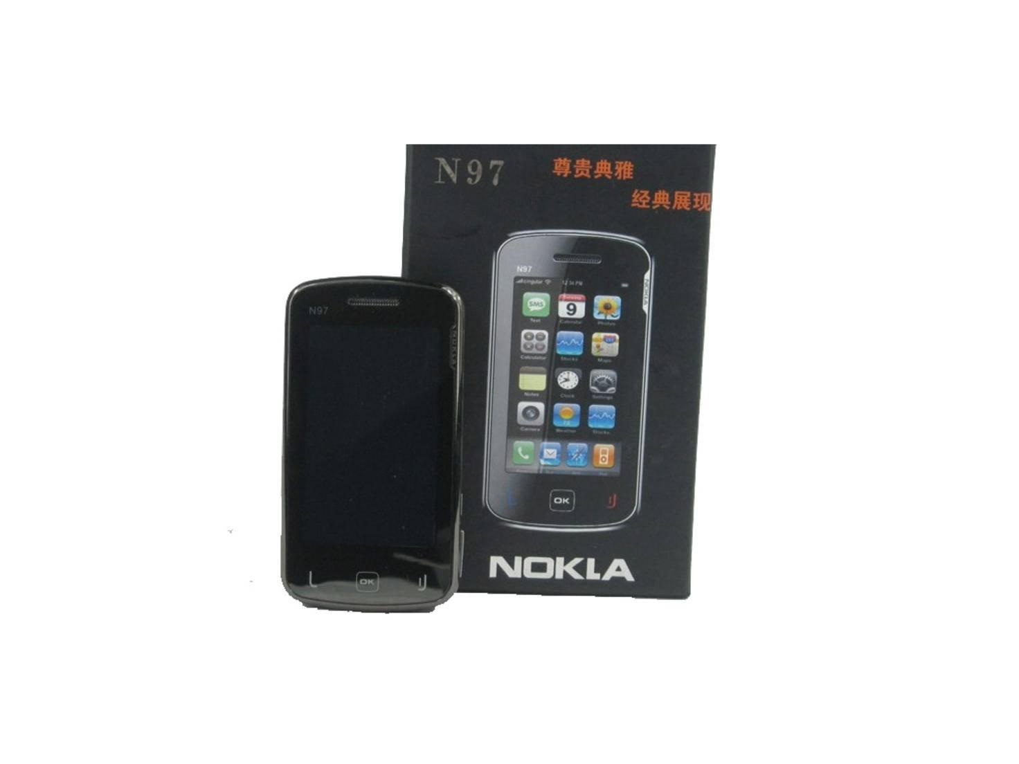 Nokla-N97