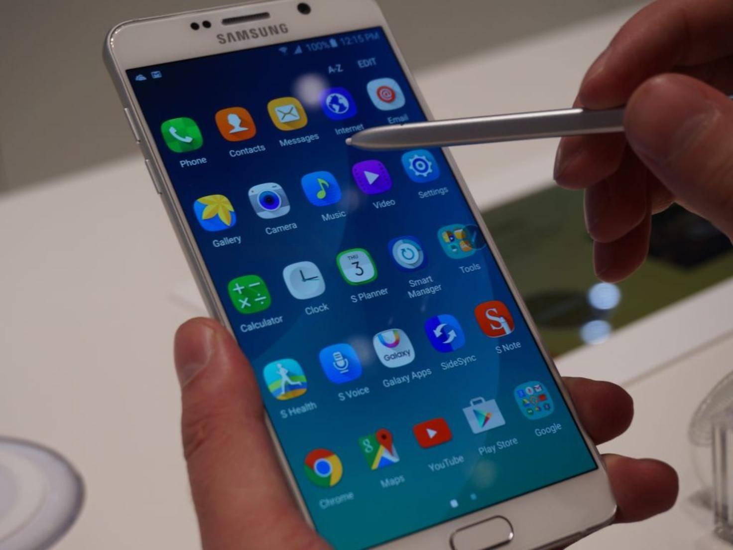 Samsung Galaxy Note 5 3