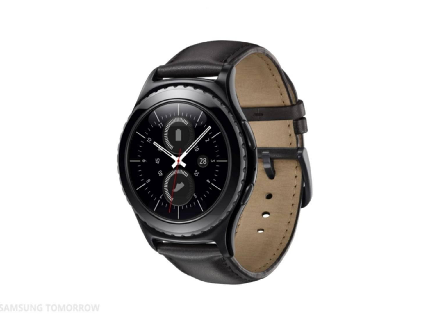 Die Classic-Version orientiert sich hingegen eher am klassischen Uhrendesign.