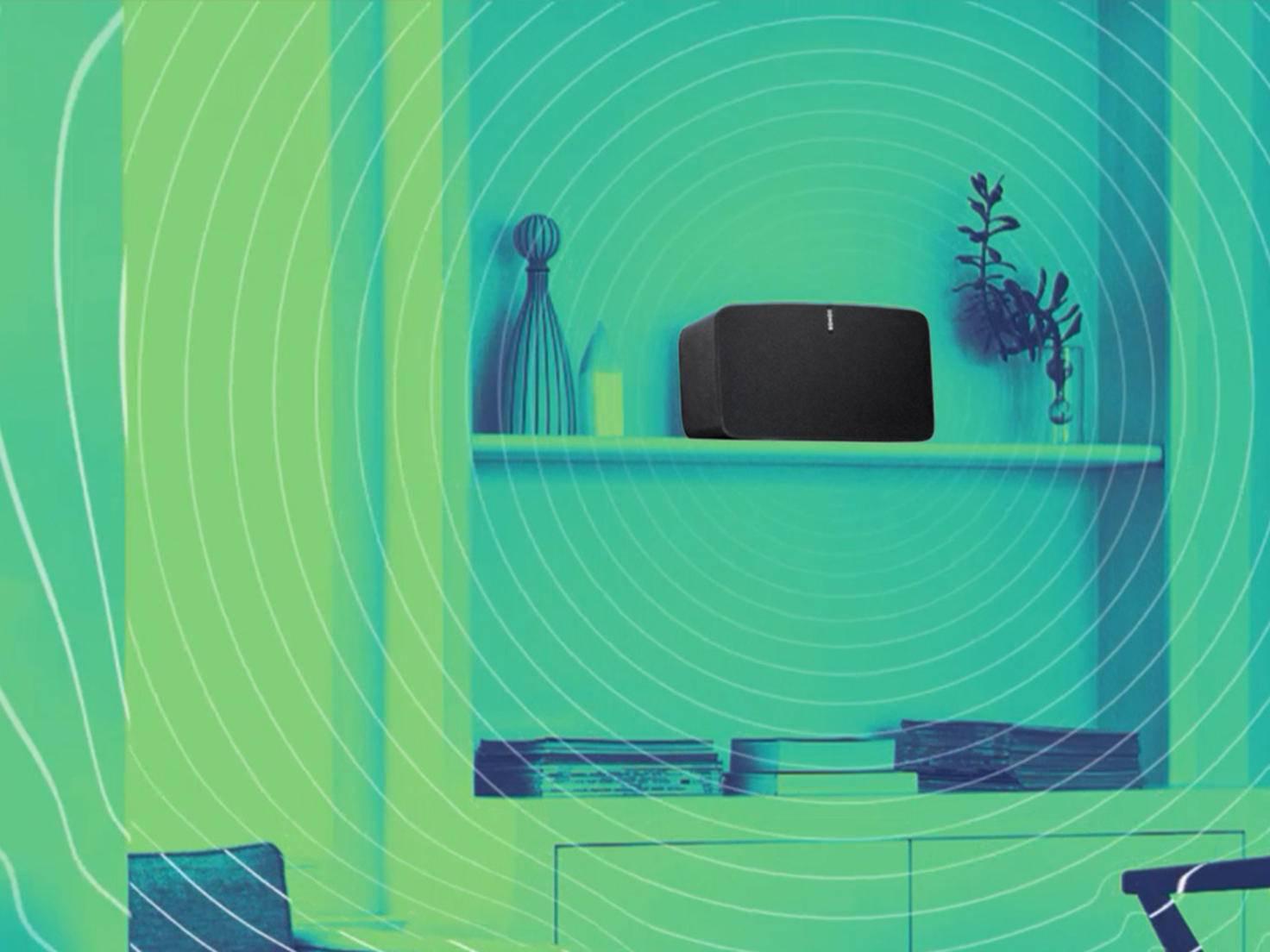 Die Software ermöglicht eine individuelle Anpassung an den jeweiligen Raum.