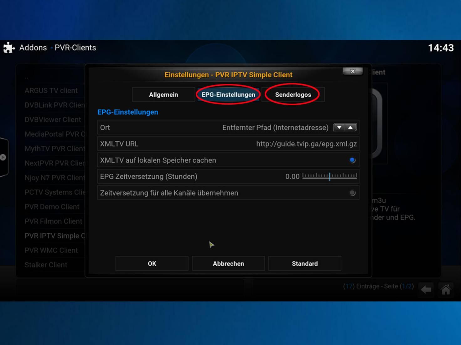 Fernsehen am PC: TV-Empfang per Kodi