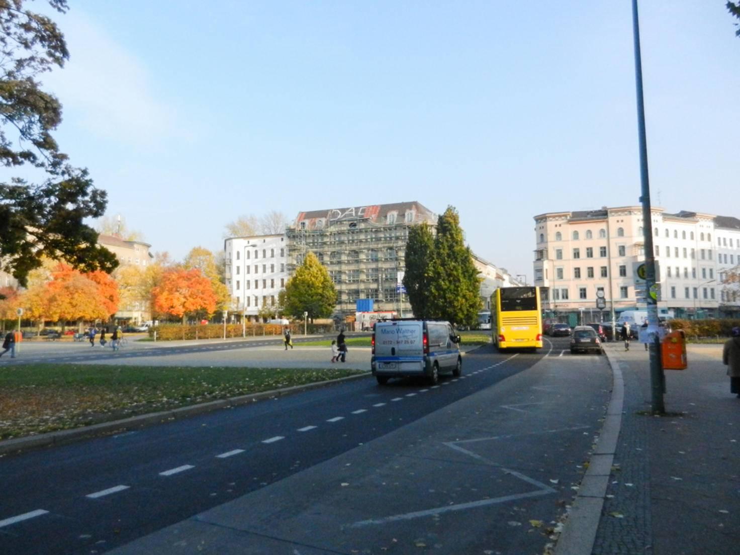 Besser zu Fuß als mit dem Bus – die Linie M29 ist quasi nie pünktlich.