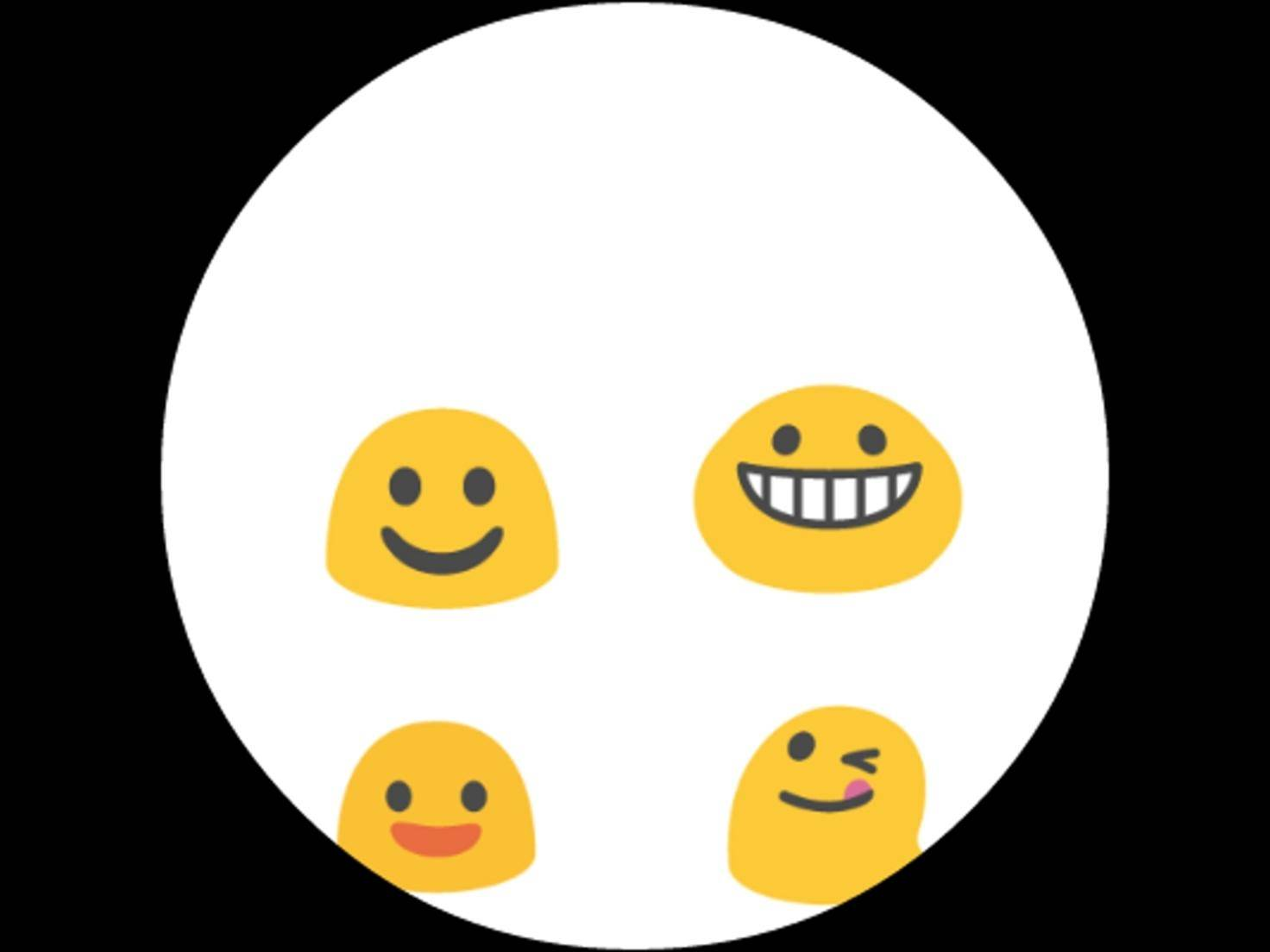 Android Wear Emojis