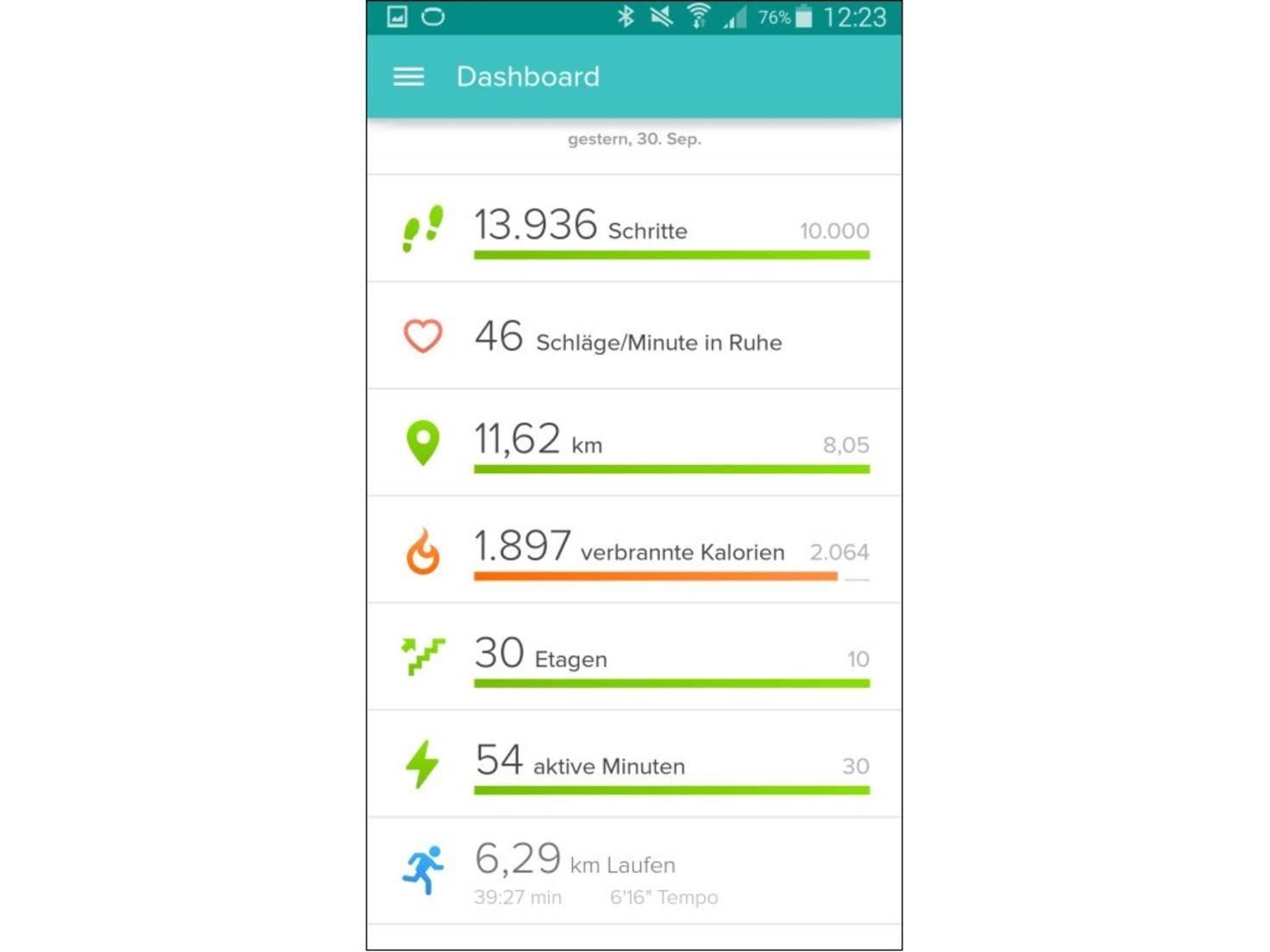 Fitbit Surge App 11