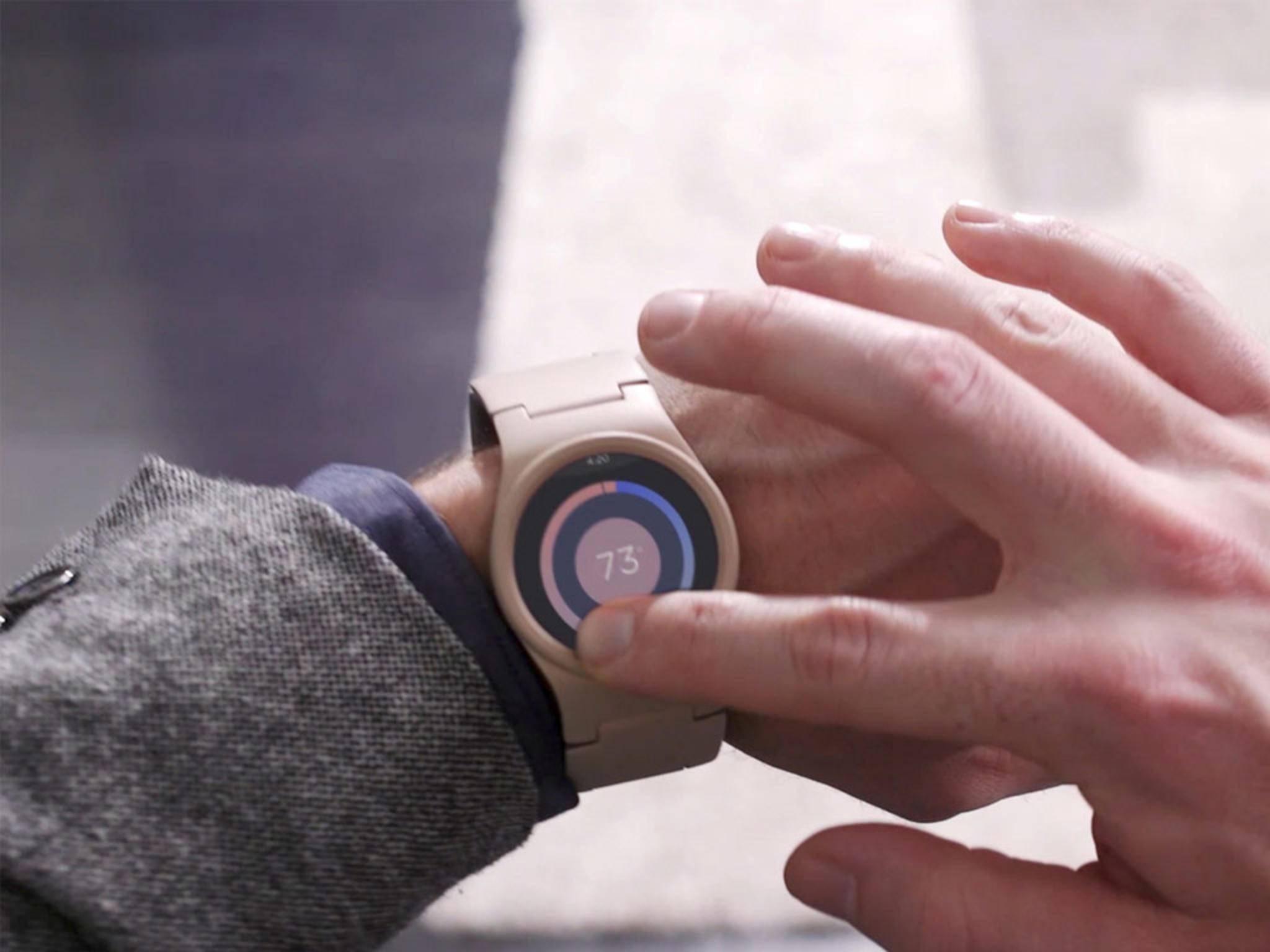 Ein Pulsmesser-Modul soll zum Start des Projekts zur Verfügung stehen.